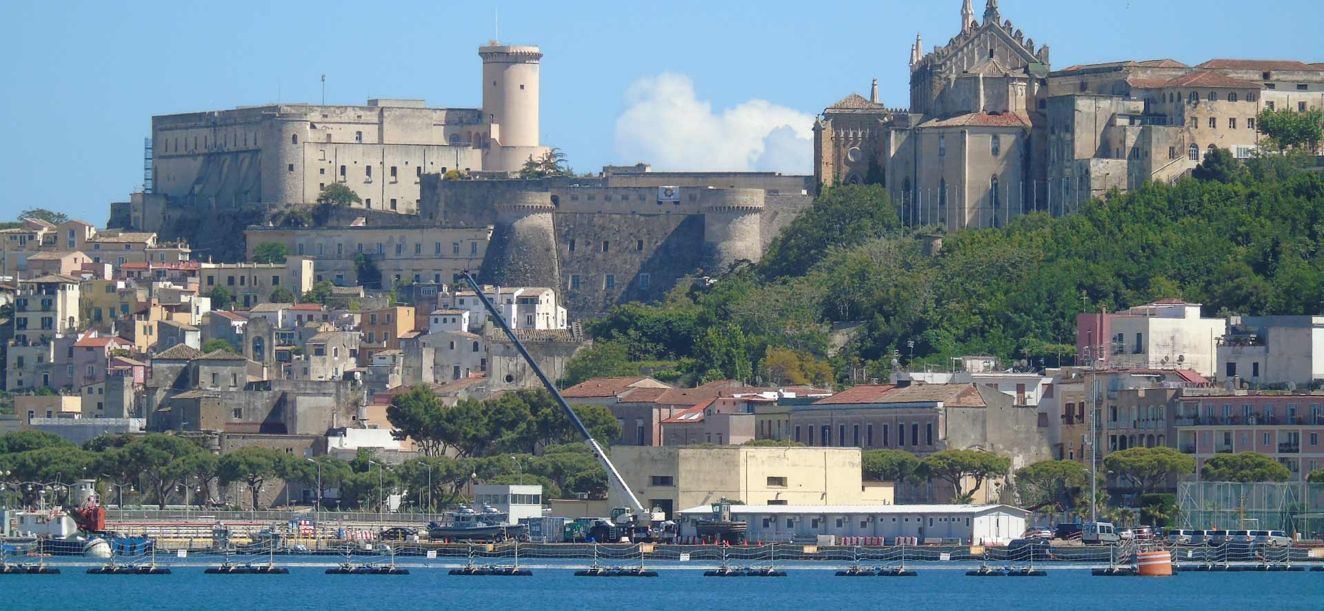Castello Gaeta | Studio dentistico Spinosa | Dentista a Gaeta