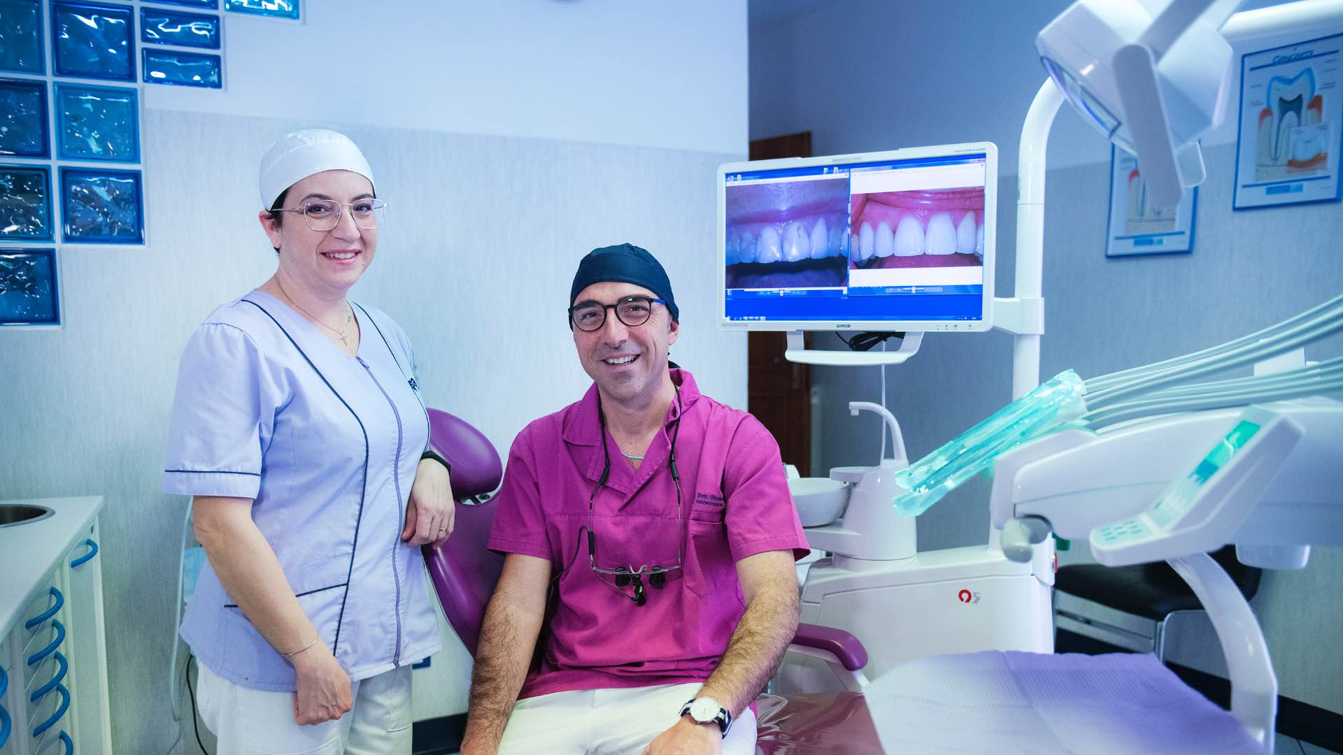 Studio dentistico Spinosa 34 | Dentista a Gaeta