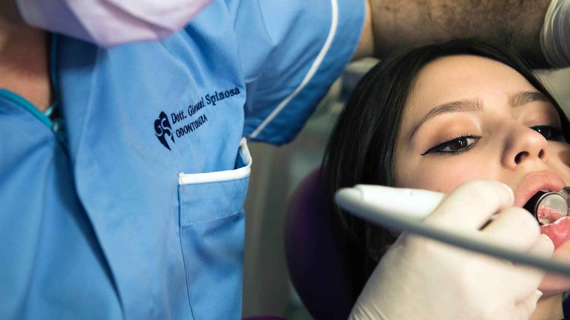 Studio dentistico Spinosa 31 | Dentista a Gaeta